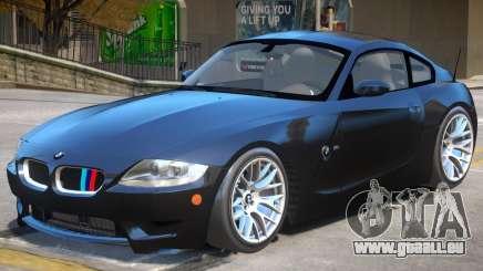 BMW Z4 V1.1 für GTA 4