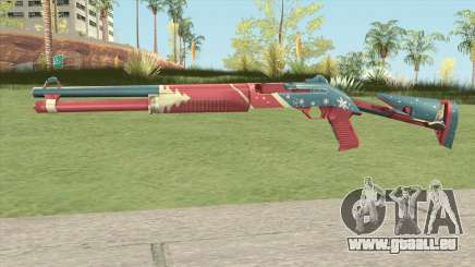 M1014 (Winterlands) pour GTA San Andreas