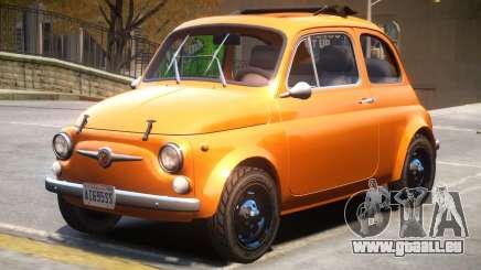 1970 Fiat 695 pour GTA 4