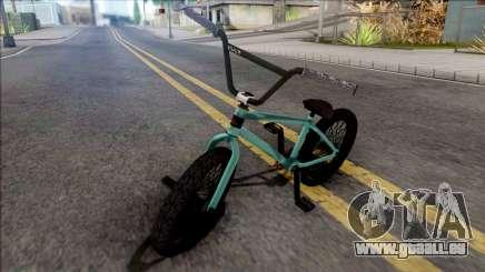 BMX T4gang für GTA San Andreas
