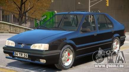 Renault 19 V1 für GTA 4