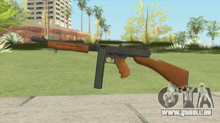 Thompson M1928 (Day Of Infamy) pour GTA San Andreas