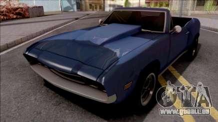 FlatOut Speedshifter Cabrio pour GTA San Andreas