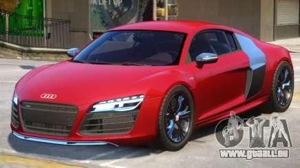 Audi R8 V10 Coupe pour GTA 4