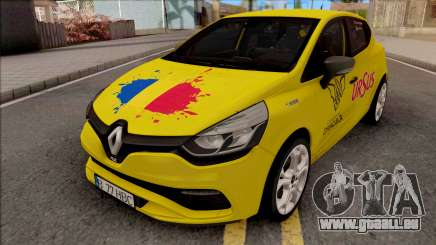 Renault Clio RS 2015 Trophy Edition pour GTA San Andreas