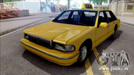 Taxi Cutscene pour GTA San Andreas