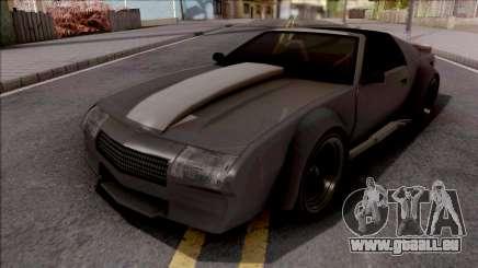FlatOut Splitter Cabrio Custom pour GTA San Andreas