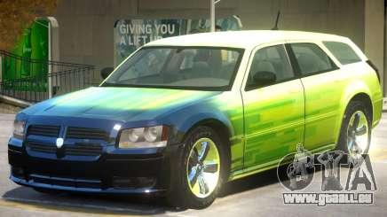Dodge Magnum V1.1 pour GTA 4