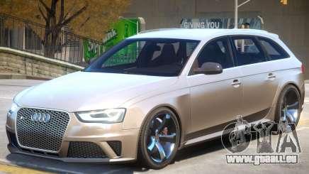 Audi RS4 Avant V1.1 für GTA 4