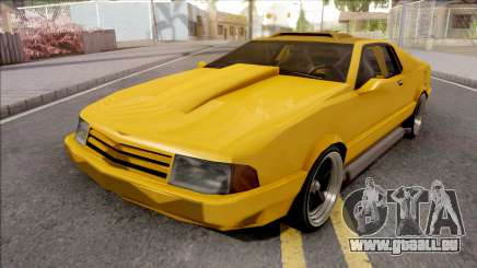Custom Cadrona v3 für GTA San Andreas