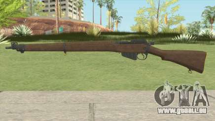 Lee-Enfield (Day Of Infamy) pour GTA San Andreas