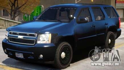 Chevrolet Tahoe ELS pour GTA 4