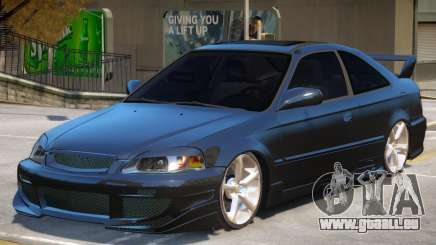 1996 Honda Civic pour GTA 4