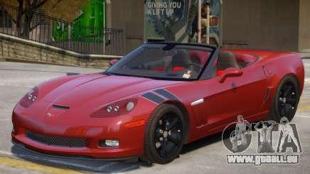 Chevrolet Corvette C6 V1 pour GTA 4