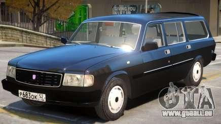 GAZ 31022 R1 pour GTA 4