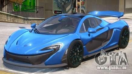 McLaren P1 Upd pour GTA 4