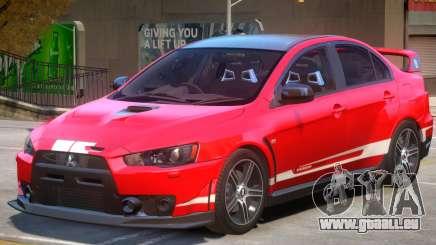 Mitsubishi Lancer PJ1 pour GTA 4