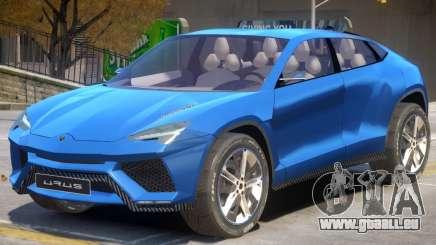 Lamborghini Urus V1 für GTA 4