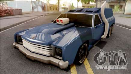 Custom Picador v2 für GTA San Andreas