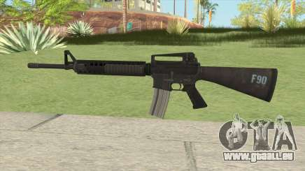 M16A4 (Insurgency) pour GTA San Andreas