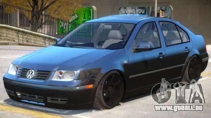 Volkswagen Bora V1 pour GTA 4