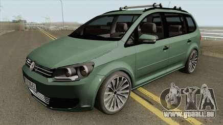 Volkswagen Touran 2011 pour GTA San Andreas
