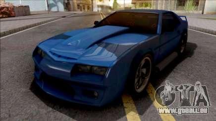FlatOut Daytana Custom v2 für GTA San Andreas