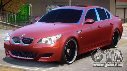 BMW M5 E60 R1 pour GTA 4