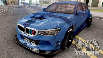 BMW M5 F90 2018 für GTA San Andreas