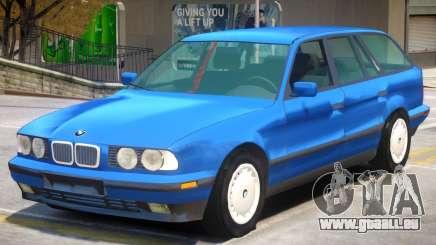 BMW 535 E34 V1 pour GTA 4