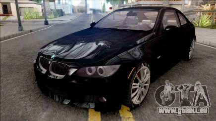 BMW E92 335i M-Tech 2008 für GTA San Andreas
