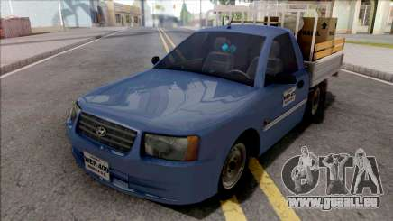 Hyundai Accent Pick Up für GTA San Andreas