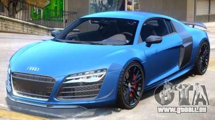 Audi R8 LMX pour GTA 4