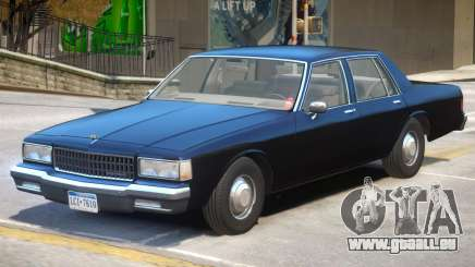 1989 Chevrolet Caprice V1 pour GTA 4