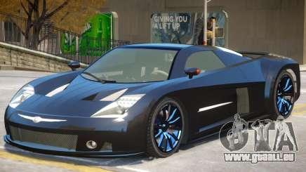 Chrysler ME Four-Twelve V1 pour GTA 4