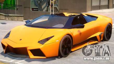 Lamborghini Reventon V1 für GTA 4