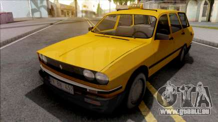Renault 12 Toros Taksi pour GTA San Andreas