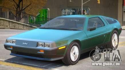 DeLorean DMC V2 für GTA 4