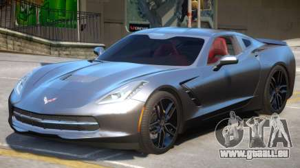 Chevrolet Corvette C7 V2 pour GTA 4