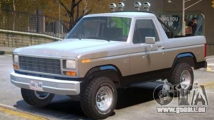 1980 Ford Bronco V1 für GTA 4
