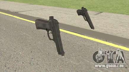 Beretta M9 (Insurgency) für GTA San Andreas