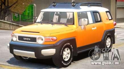 Toyota FJ Cruiser V1 pour GTA 4