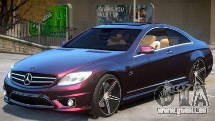 Mercedes Benz CL65 AMG V2 für GTA 4