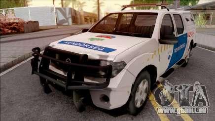 Nissan Frontier Rendorseg für GTA San Andreas
