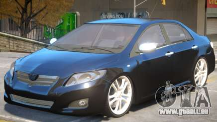 Toyota Corolla V1 pour GTA 4