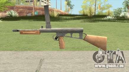 Owen SMG für GTA San Andreas
