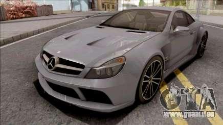 Mercedes-Benz SL65 AMG 2012 pour GTA San Andreas