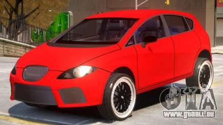 Seat Leon V1 für GTA 4