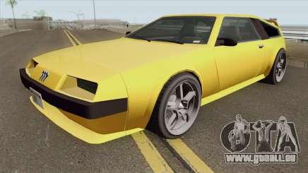 Imponte Deluxo GTA VC (IVF) für GTA San Andreas