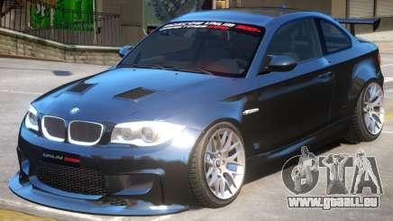 BMW M1 E82 V2 pour GTA 4